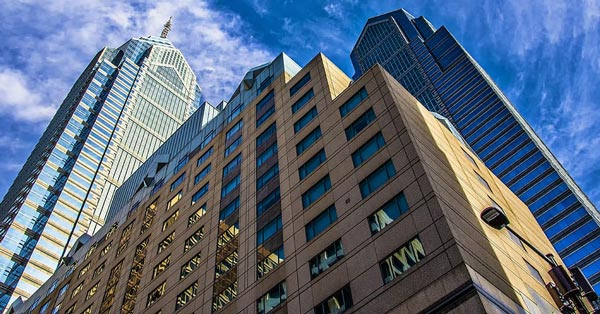 philadelphia pennsylvania center city buildings negotiated by real estate attorneys