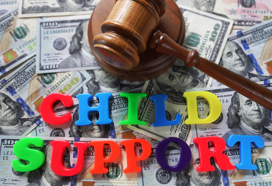 High Swartz; multiple factors to consider child support
