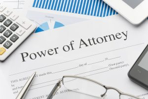 Why do you need a Power of Attorney for your Child in College?