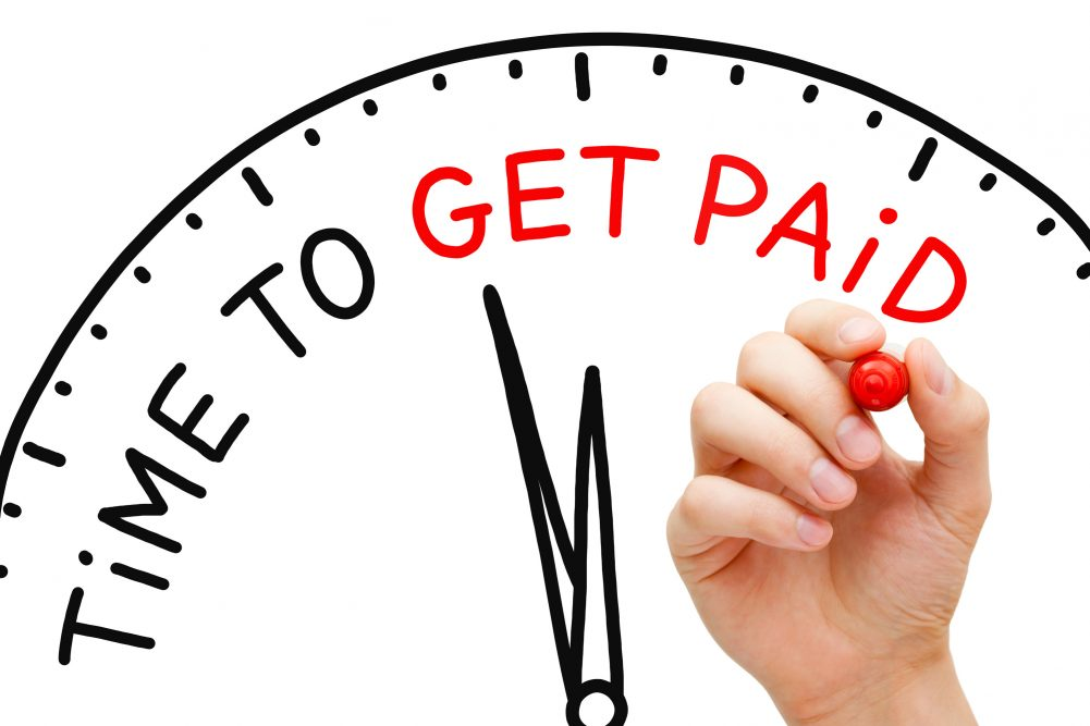 time to get paid for personal injury from insurance company