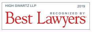 10 High Swartz Attorneys Named Among U.S. News and World Report 2019 'Best Lawyers in America'