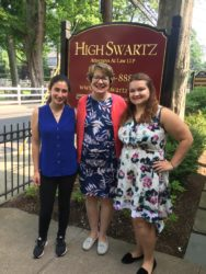 High Swartz Awards Scholarship to Two High School Graduates