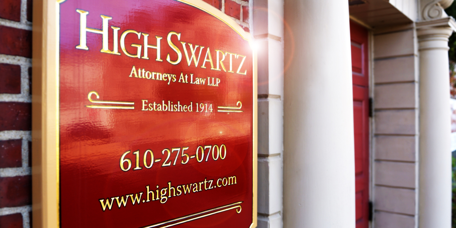 High Swartz named among 2019 'Best Law Firms' by U.S. News – Best Lawyers