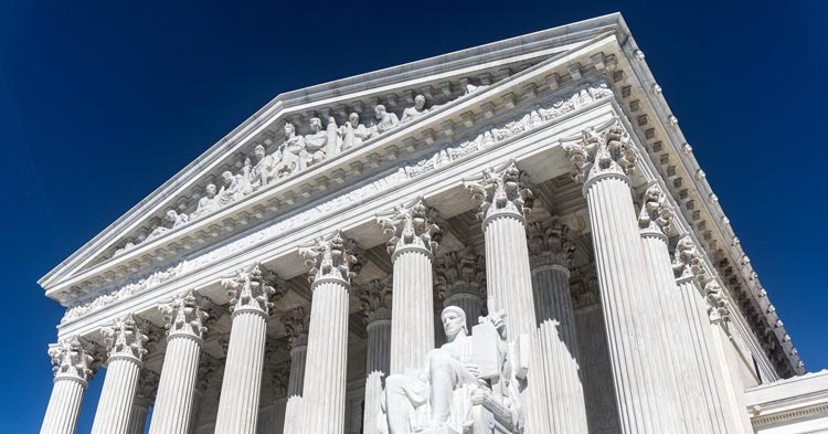 us supreme court building after title xii protects lgbt employee rights