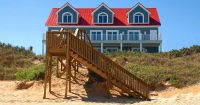 beach house purchased by real estate LLC