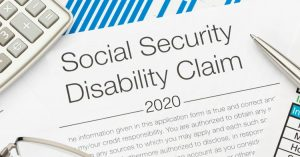 Social security disability claims in 2020
