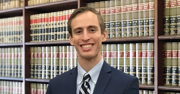 sam cooper new litigation attorney at high swartz in norristown pa