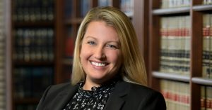 elizabeth c early elected partner at high swartz law firm